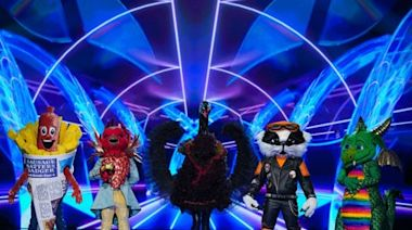 OLD The Masked Singer: Full list of odds for who's behind each costume