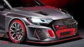 更帥、更殺還「多10hp」!Audi「RS3 LMS TCR二代版」現身