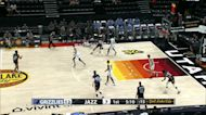 Game Recap: Grizzlies 104, Jazz Blue 65