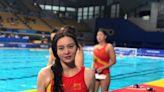 中國水球隊的顏值擔當,熊敦瀚戴口罩也擋不住的魅力