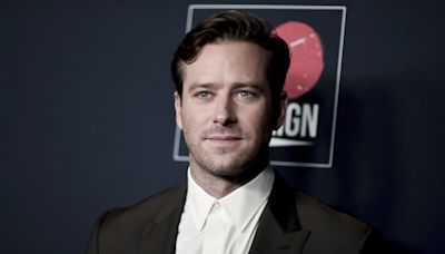 Embattled actor Armie Hammer reportedly in rehab for substance abuse and sex issues