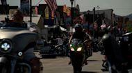 Massive Sturgis motorcycle rally taking place amid coronavirus concerns