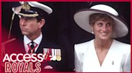 Prince Charles Likely Won't Attend Princess Diana's Statue Unveiling (Reports)
