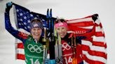 Drought over: US women win 1st Olympic cross-country gold