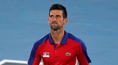 想拚今年網球「金」滿貫沒那麼容易 球王喬克維奇奧運4強就再見 | 蘋果新聞網 | 蘋果日報