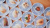 熊大兔兔藏壽司提袋!鮭貝賞味祭12道澎湃料理