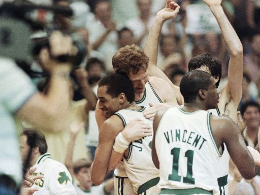 How many Boston Celtics have been named 6th Man of the Year – and who were they?