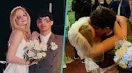 Sophie Turner Marks Her & Joe Jonas' Vegas Wedding Anniversary With Never-Before-Seen Wild Pics