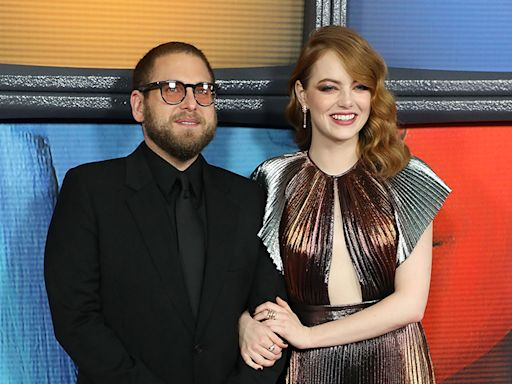 This Jonah Hill & Emma Stone Movie Just Topped Netflix's Most-Watched Charts