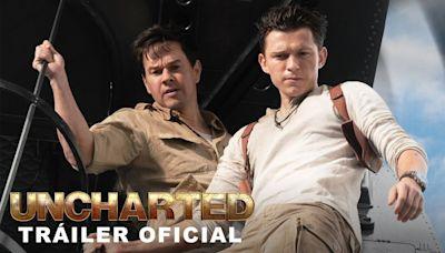 Primer tráiler de la adaptación al cine de 'Uncharted', con Tom Holland como Nathan Drake