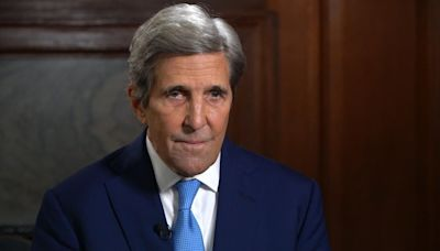 """Kerry """"not confident"""" world will avoid worst damages of climate change"""