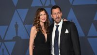 Adam Sandler Fell For His Model Co-Star--22 Years Later, They Are Still Together