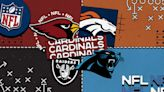 Panthers, Raiders, Broncos and Cardinals are all 2-0, but who's for real?