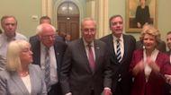 Senate Dems offer $3.5 trln for 'human infrastructure'