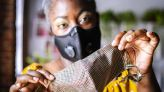 Masks as the newest fashion accessory? Designers create a variety of face coverings in Winston-Salem.