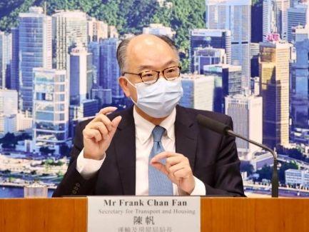 信報即時新聞 -- 陳帆:機管局擬在東莞設香港國際機場物流園