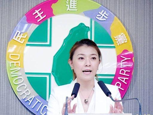 謝志偉「舉國旗吐血」說 民進黨:尊重謝代表發言