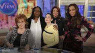 'The View' removes two co-hosts mid-show after they test positive for COVID-19