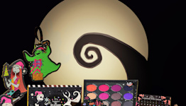 ColourPop Teams With Disney to Create 'The Nightmare Before Christmas' Collection