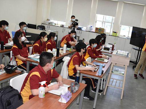 桃園推台美、台加雙聯學制 高中生無須出國就能修畢學分