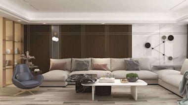 從豪宅到無印風一次包辦!快速施工、抗潮與義式美學花紋,石晶薄板翻新居家空間