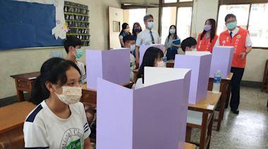 疫情緊繃國中會考週末登場 竹縣5576名考生、5個考場