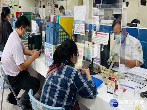 疫情警戒降至二級 移民署恢復受理臨櫃各類申請案