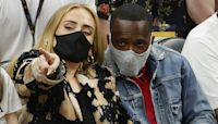 Adele and BF Rich Paul Are Instagram Official