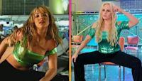 Rebel Wilson Recreates Iconic '90s Britney Spears Music Video