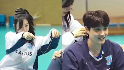 Tiffany節目除頸鍊送Fans 鼓勵女排選手金姬真贏奧運獎牌
