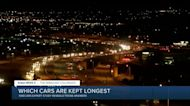 Which cars are drivers keeping the longest in southern Colorado?