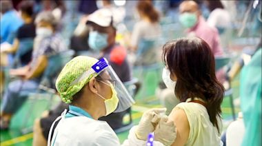 《台中》拚涵蓋率 50快打站逾2.8萬人接種