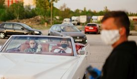 How drive-in festivals are keeping culture alive in the Czech Republic