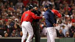 Red Sox's Nathan Eovaldi on umpire Laz Diaz's 9th-inning call: 'I thought it was a strike'