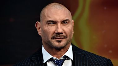 Dave Bautista offers $20,000 reward after manatee has 'TRUMP' scratched into its back