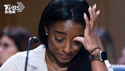 體操天后拜爾斯淚訴FBI縱容性侵 偵辦慢70多人再受害