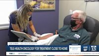 Treating cancer patients close to home