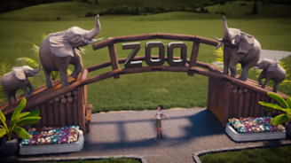 《動物園之星》看起來就如同在深度模擬傑克漢娜之夢