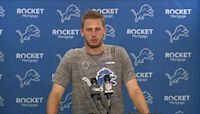 Jared Goff, Dan Campbell, D'Andre Swift react following Lions loss to 49ers