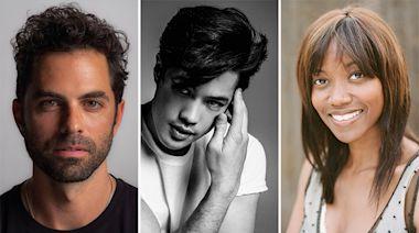 'Swimming With Sharks': Erika Alexander, Gerardo Celasco & Ross Butler Cast In Quibi Series