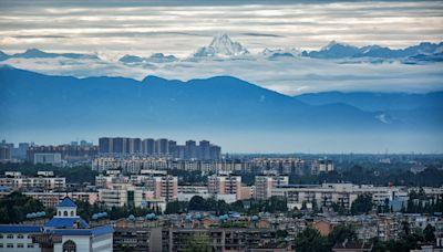 成都晉身為7座超大城市之一 武漢飲恨僅差5萬人