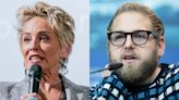 Sharon Stone draws backlash for Jonah Hill compliment following his request to 'not comment on my body'