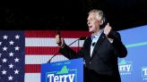 Obama stumps for Virginia candidate in race seen as referendum on Biden