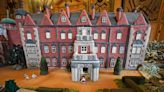 Queen Elizabeth II's Sandringham Castle Now Has a Mini Knitted Version of Itself on Display