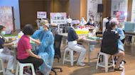 台中市民55歲以上打莫德納 免預約到快打站接種
