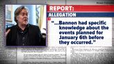 Jan. 6 committee recommends criminal contempt charges for Steve Bannon after defying subpoena