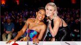"Julianne Hough & Gabrielle Union Leave ""America's Got Talent"" - E! Online"