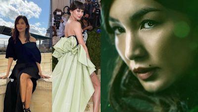 Gemma Chan陳靜《永恆族》從牛津乖乖女到《我的超豪男友》白富美表姐到漫畫女角!Eternals中上位女演員的知性高級減肥餐單 | ELLE HK