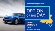 Option Trade: This Tesla Earnings Play Features Iron Condor Strategy