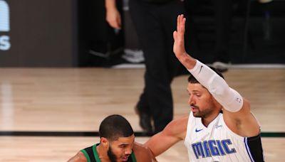 Charania: Celtics 'among teams interested' in Magic's Nikola Vucevic